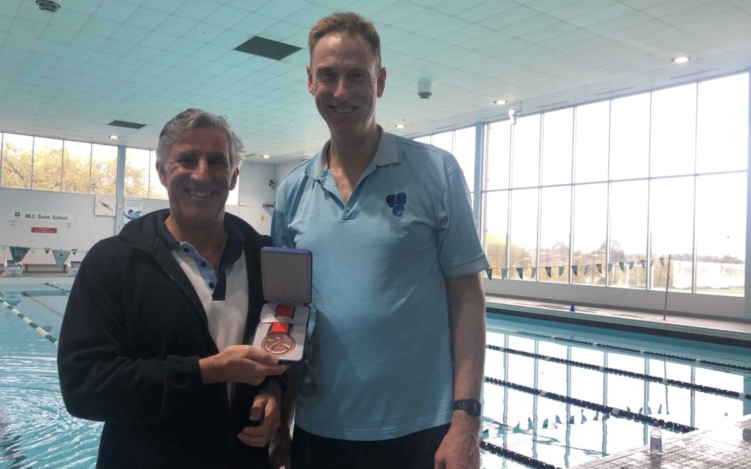 Interview with Masters Swimming Championship Medalist